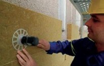 Postup zatepľovania kontaktnej fasády