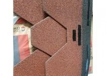 Střešní šindel šestiúhelník