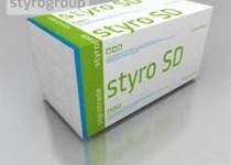 Polystyren SD 200 1250x600x40mm [9,75]