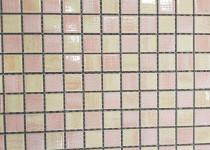 Mozaika ELECTRA žluto-cihlová mix 1j.,