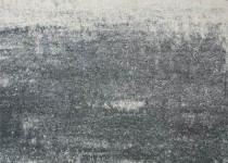 Dlaždice zahradní 40x40x5 bíločerná